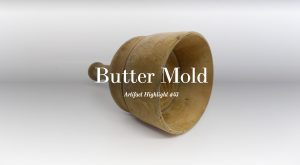AH 43 - Butter Mold